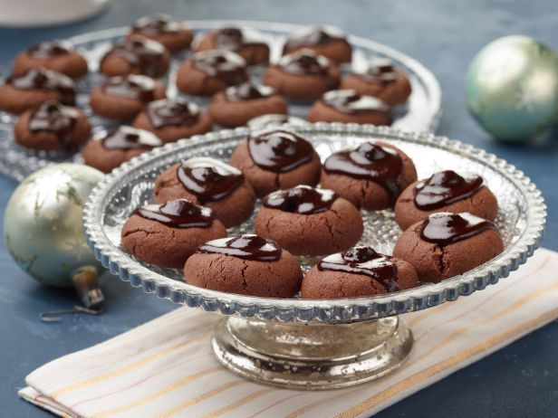 Chocolate-Covered Cherry Cookies