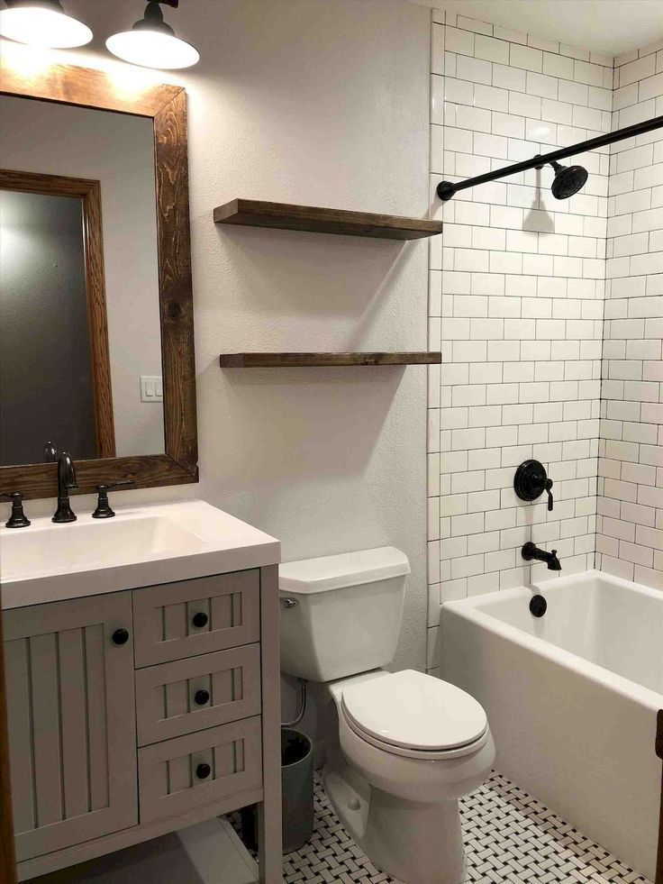 Pinterest Bathroom Remodel