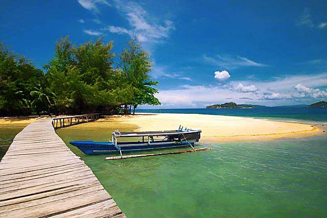 Togean Islands National Park is located in the Gulf of Tomini, Central Sulawesi, which was inaugurated in 2004. The administration of this region is in Tojo Una-una.