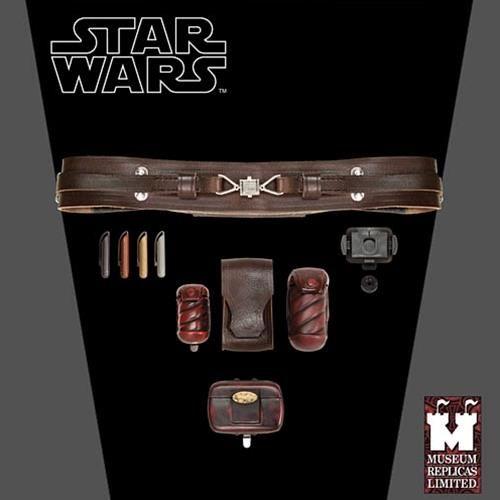 Obi-Wan Kenobi Jedi Belt with Accessories
