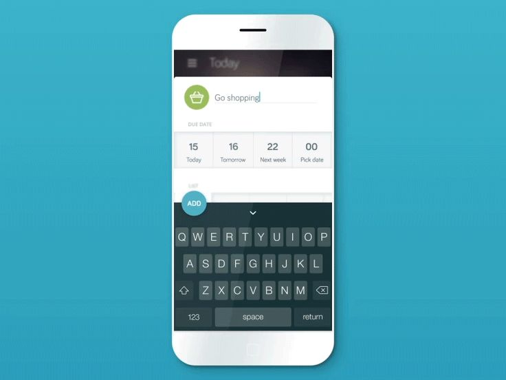 Dribbble - Google Task App Concept Animation by Aurélien Salomon