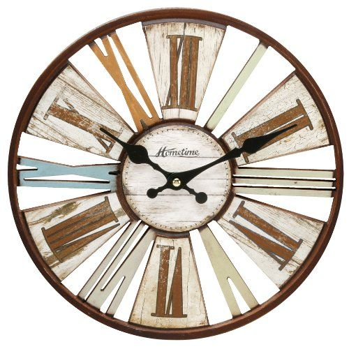 Best 25 Brown wall clocks ideas on Pinterest Rustic wall clocks