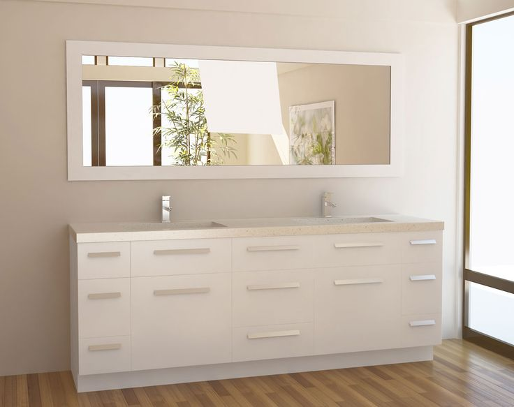 28 best images about discount bathroom vanities on - Discount double bathroom vanities ...