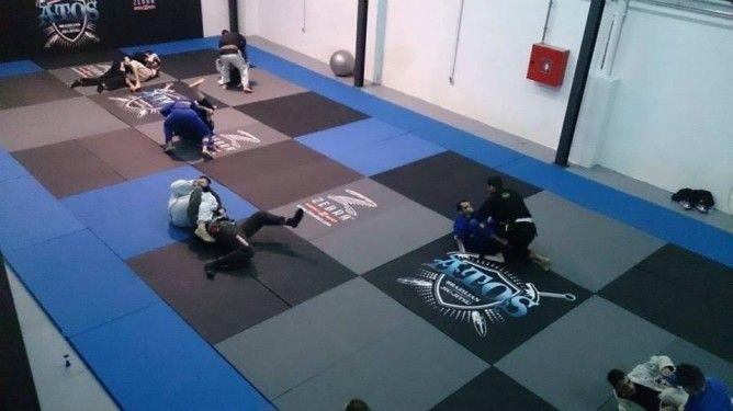 Atos Jiu-Jitsu, Barcelona