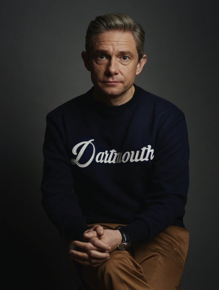 my sweetest things - [HQ] Martin Freeman from FT (x)