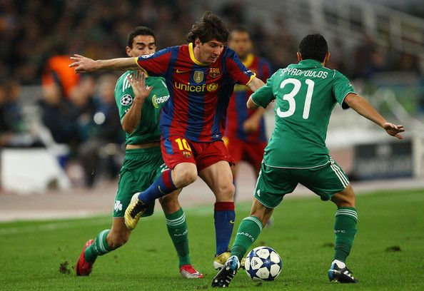Lionel Messi Photos  - Panathinaikos FC v Barcelona - UEFA Champions League - Zimbio