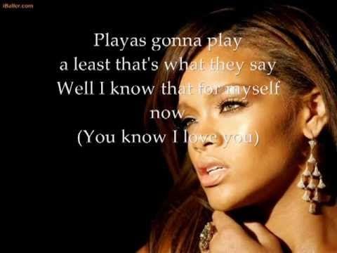 Rihanna - You Don't Love Me (No No No) (feat. Vybz Kartel) (Lyrics)