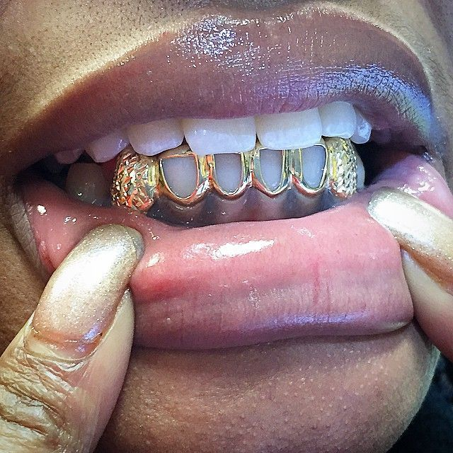 Mouth Grill Designs