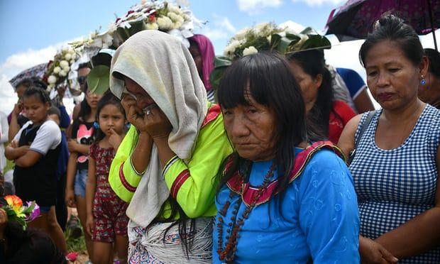 Peru's brutal murders renew focus on tourist boom for