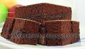 Kue Bolu Kukus Coklat - Resep Masakan Indonesia