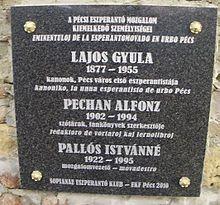 Pechan Alfonz – Wikipédia