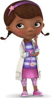 Doutora Brinquedos (Doc Mcstuffins) – Kit Completo com molduras para convites, rótulos para guloseimas, lembrancinhas e imagens! |Fazendo a ...