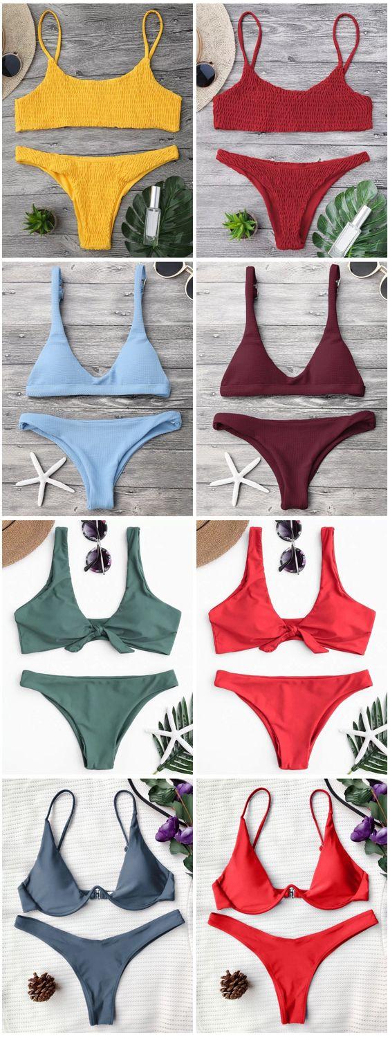 Up to 80% OFF! Low Waisted Padded Scoop Bikini Set. #Zaful #swimwear Zaful, zaful bikinis, zaful dress, zaful swimwear, fashion, style, outfits, women fashion, summer outfits, swimwear, bikinis, micro bikini, high waisted bikini, halter bikini, crochet bikini, one piece swimwear, tankini, bikini set, cover ups, bathing suit, swimsuits, summer fashion, summer outfits, Christmas, ugly Christmas, Thanksgiving, gift, Christmas hoodies, Black Friday, Cyber Monday @zaful Extra 10% OFF Code:ZF2017