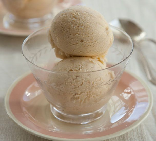 Cheat's Feijoa Ice Cream