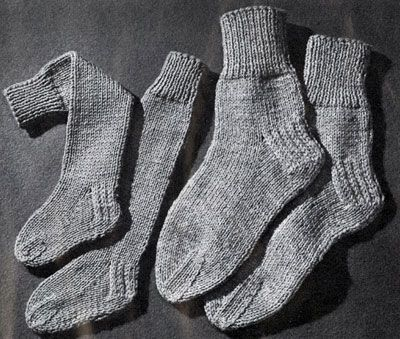 40 Best Patterns Knit Socksstockings Images On Pinterest Knit