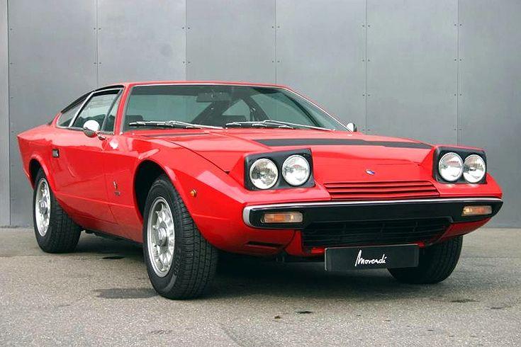 Maserati Khamsin: Love-child of a French-Italian affair   Classic Driver Magazine