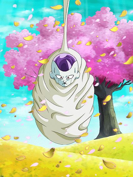 """[Time in Hell] Frieza (Final Form) (Angel) """"May I help you?"""""""