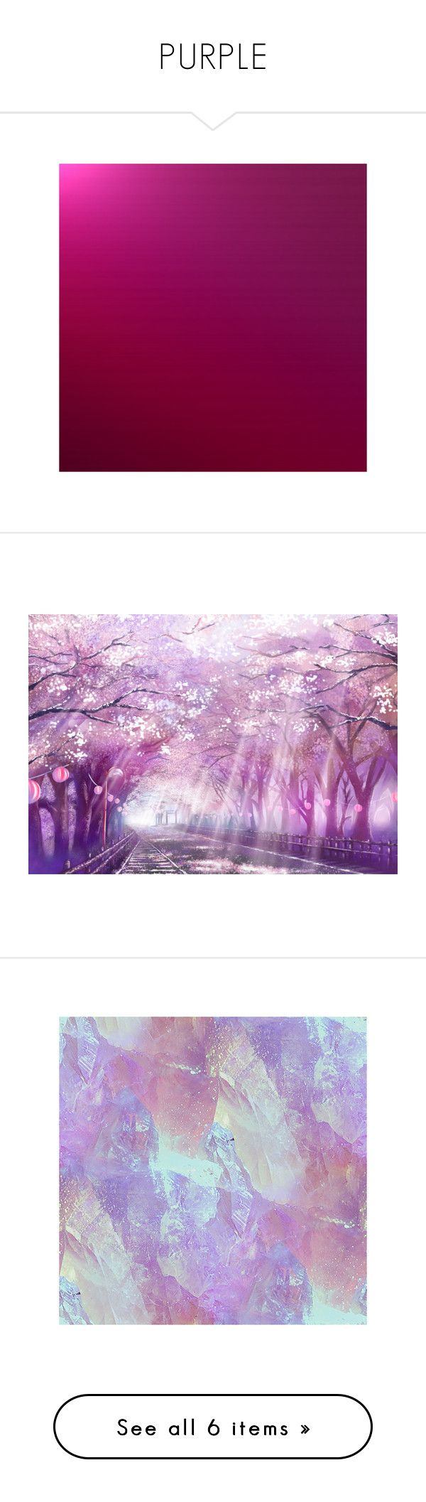 """""""PURPLE"""" by sensitiveheart ❤ liked on Polyvore featuring backgrounds, colors, effects, frames, pink, pictures, photos, fillers, purple and patterns"""