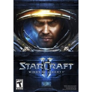 (Starcraft II: Wings of LibertyStarcraft II: Wings of Liberty) This Game meets the expectations set from SC1 This is a stunning game with all the intense mind boggling action as the first game. However it is new and has a new feel to it, not only graphics wise, but new units and brand... [Click for more info]