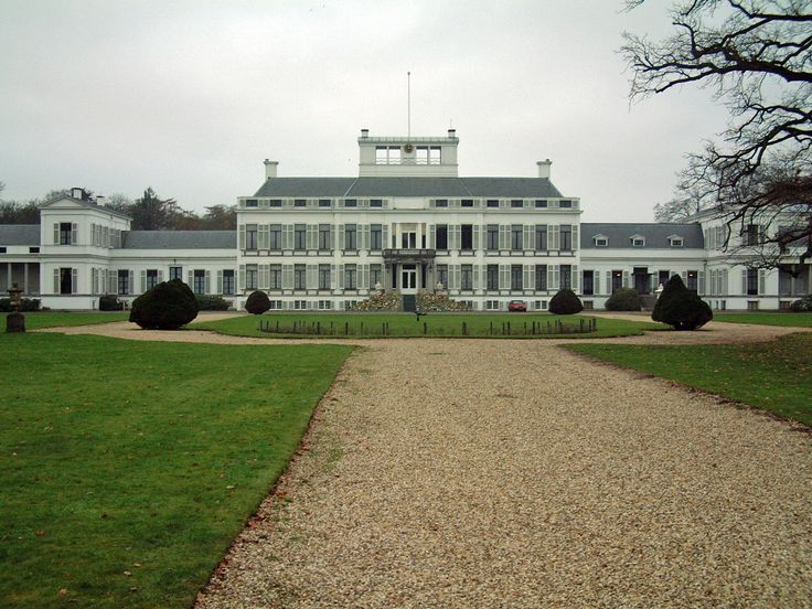 The Royal Palace.  Soestdijk.  The town of my birth.