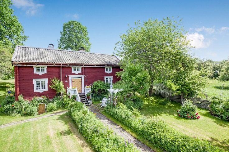 Friliggande villa, Kvillsfors, Åmjölkesbo 15, Kvillsfors