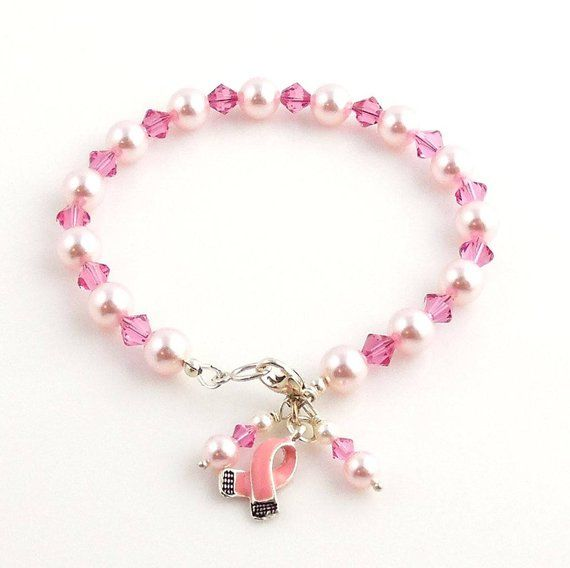 13+ Pink ribbon jewelry and gifts viral