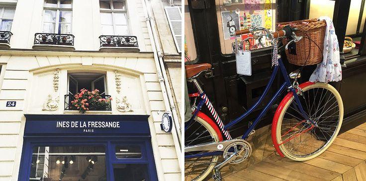 Boutique-deco-Ines-de-la-fressange-rive-gauche-paris Rive gauche, 24 rue de grenelle