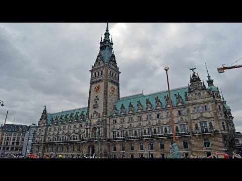 Hamburg - Rathaus - YouTube