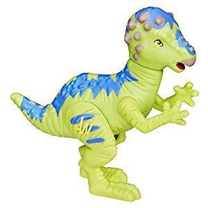 Amazon.com: Playskool Heroes Jurassic World Pachycephalosaurus: Toys & Games