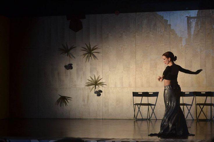 """Espetáculo """"Volta ao Mundo em 80 Minutos""""; Organização e foto: Dance4U"""
