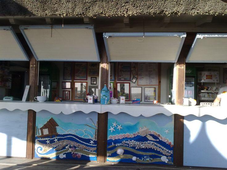 Stabilimento balneare ad Anzio