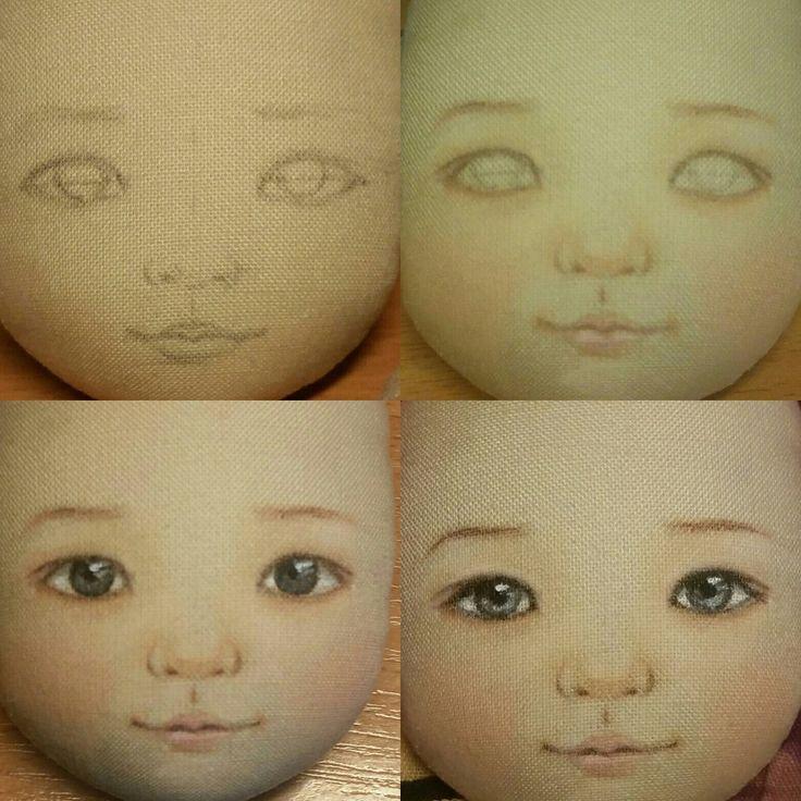 Twarz lalki