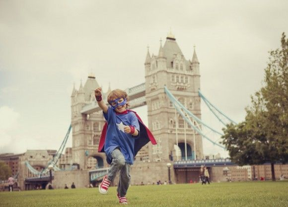 British Airways with UK's biggest airports and supported by Visit Britain let kids under 12 fly free on domestic flights