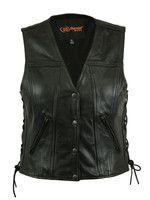 Women's Single Back Panel Concealed Carry Vest
