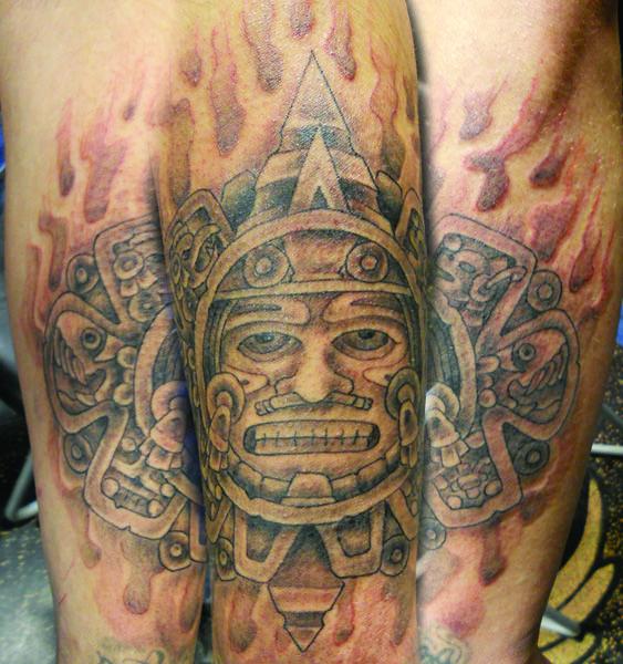 Girl Leg Tattoo Designs · · Tattoos For Girls · ·