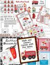 Fire Safety Teaching Aids for Preschoolers
