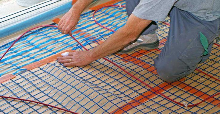 25 best ideas about plancher chauffant on pinterest plancher en bois en vinyle chene blanchi