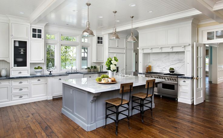 17 best images about kitchen on pinterest islands for Traditional kitchen designs with islands