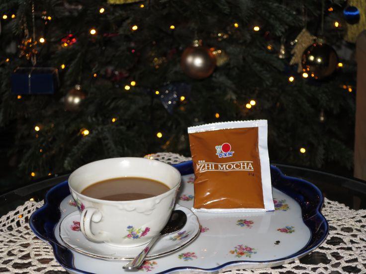 DXN Zhi Mocha avagy: csokis kávé - karácsonykor :) www.mokka.dxn.hu