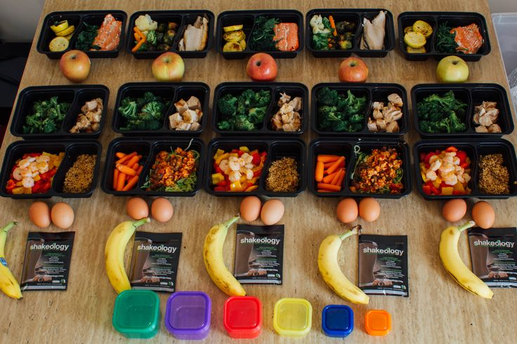 Success is the sum of small efforts repeated day in and day out! That's why I've made it a habit to prep my meals weekly. If you are following the 21 Day Fix Eating Plan, I'm in the 1,800-2,099 cal...