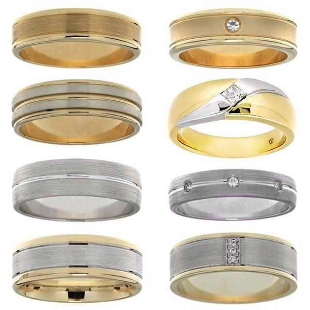 Technically Not Engagement Rings... But Whatu0027s Your Favourite Mens Wedding  Ring? Do