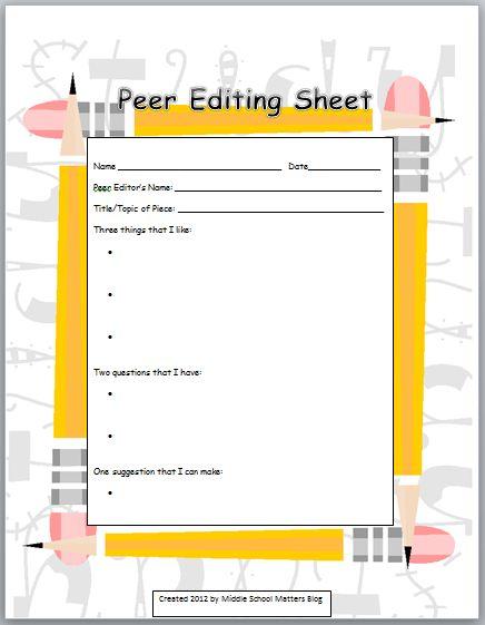 help writing peer reviews at work