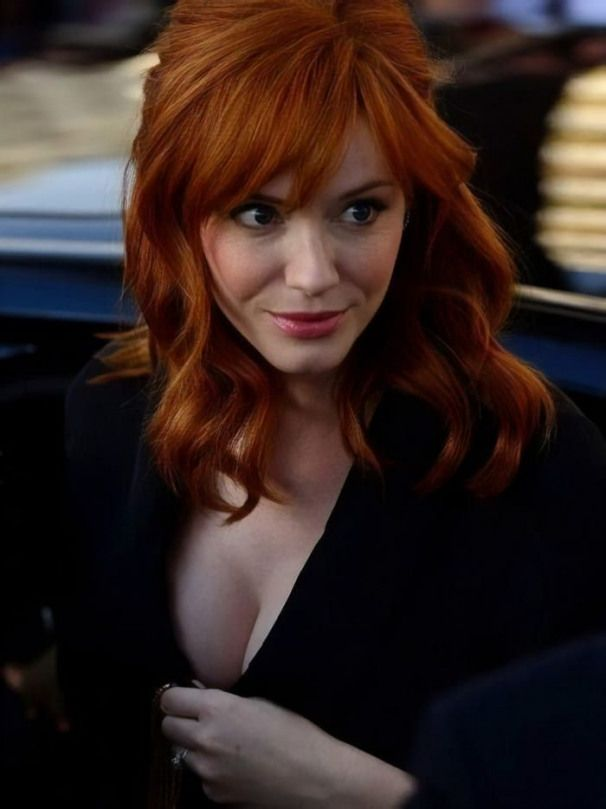 Christina Hendricks Star Of Firefly And Mad Men A Modern Classic Beauty Actresses Actresses Red Hair Beautiful Christina Beautiful Redhead Red Hair