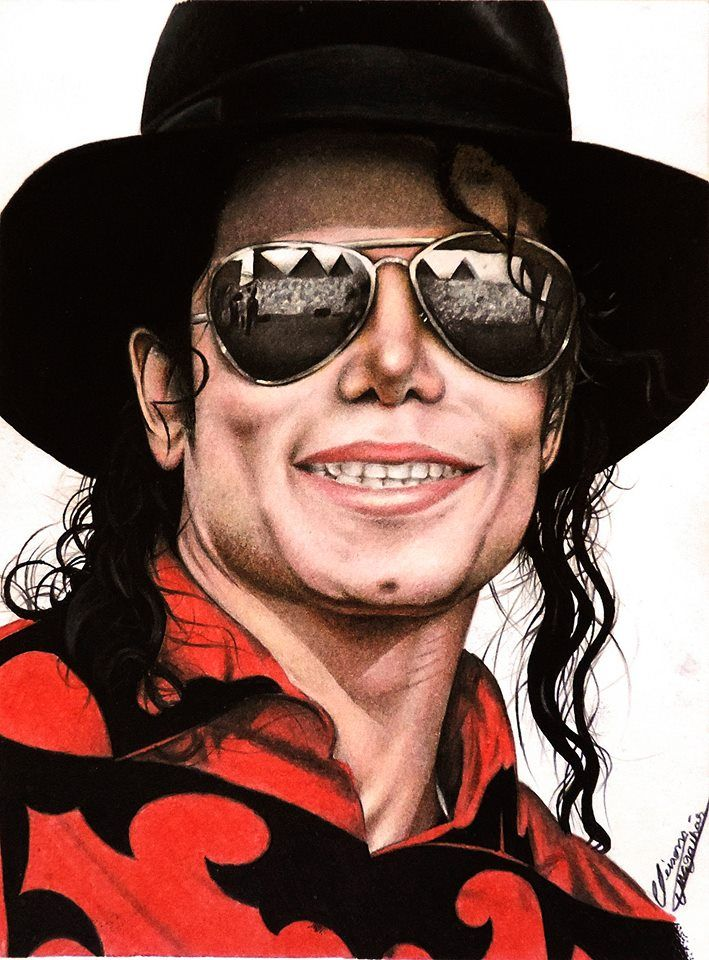 Michael Jackson | 56 Incríveis Desenhos Realistas ...
