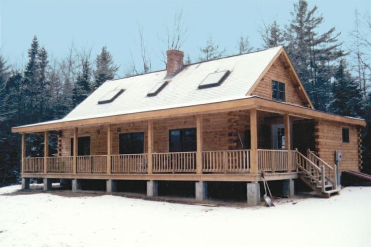 Coventry Log Homes Timberline Floorplans Log Cabin