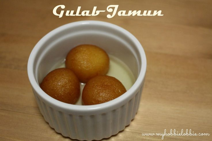 Make an Indian dessert at home the easy way. Impress your guests at your next party or your family and friends with these sweet dumplings -  Gulab Jamun ... the easy way!