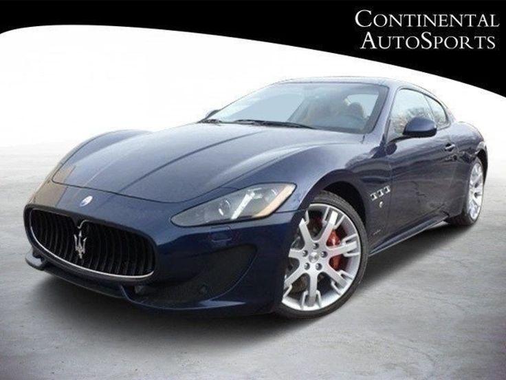 2014 Maserati GranTurismo SPORT #MASERATI