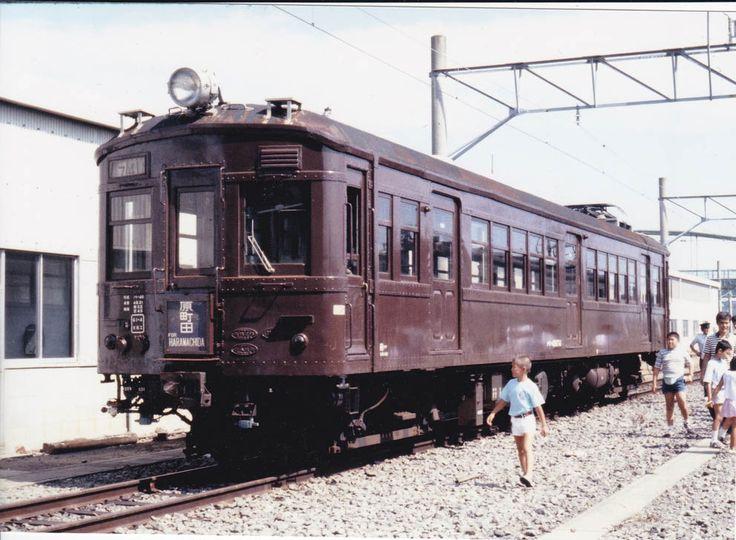 80周年記念列車クモハ40形  PART2