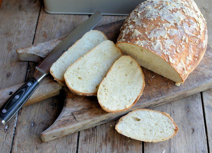 Whats in a Name? Tiger Bread, Giraffe Bread or Dutch Crunch - Tiger Bread Recipe