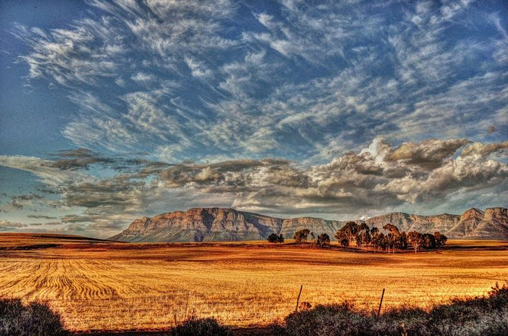 Ceres Karoo, South Afrika